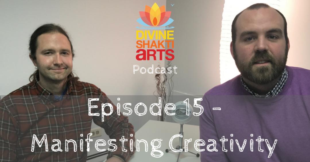 DSA 015: Michael Berean and Mike McDonough speak of manifesting creativity