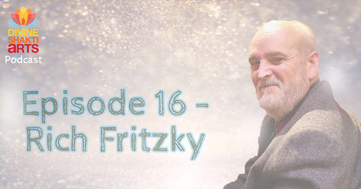 Rich Fritzky podcast flyer