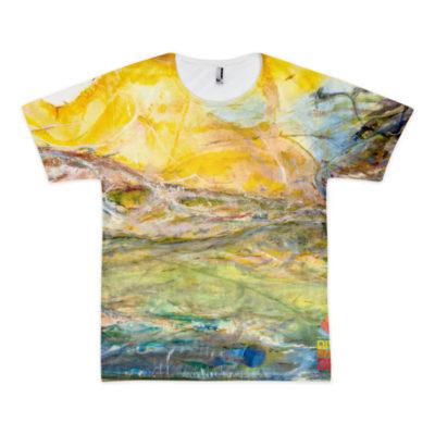 Short sleeve men's t-shirt (unisex)