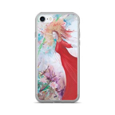 """""""Mahaprakriti"""" iPhone 7/7 Plus Case"""